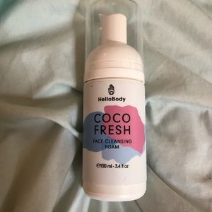 """HelloBody """"Coco Fresh"""" Face Cleansing Foam"""